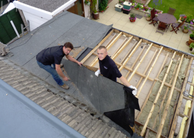 fibreglass and flat roofs img