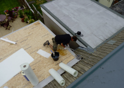 fibreglass and flat roofs2