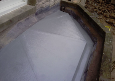 fibreglass and flat roofs5